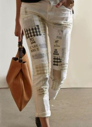 Women's Loose Pants (4864653)
