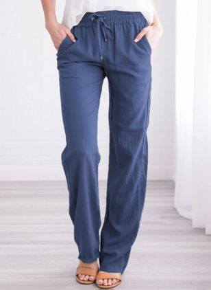 Women's Straight Pants (4864674)