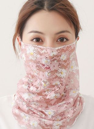Casual Floral Scarves (146718263)
