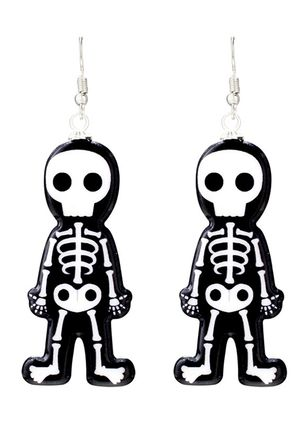 Halloween Ball No Stone Dangle Earrings (109554004)