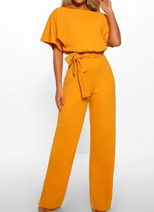 Short Sleeve Jumpsuits & Rompers (147371595)