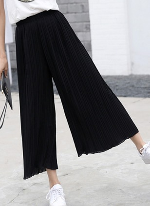 Loose Chiffon Pants Pants & Leggings