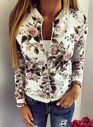Polyester Long Sleeve Other Jackets
