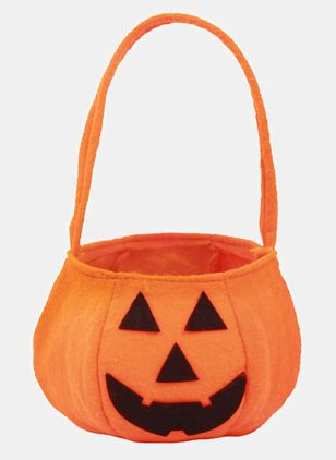 Tote Halloween Print Double Handle Bags (111608214)