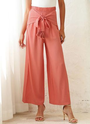 Women's Loose Pants (100547330)