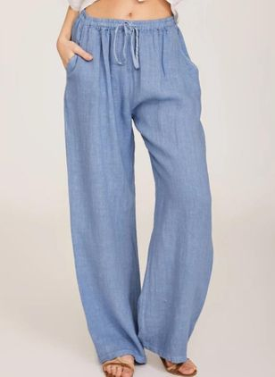 Women's Loose Pants (4089087)