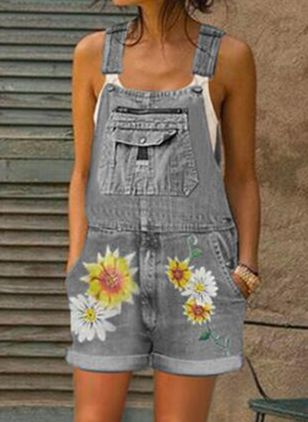 Sleeveless Jumpsuits & Rompers (147152317)