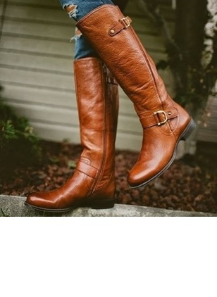 Women's Boots Boots Low Heel Leatherette Shoes